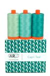 Aurifil Color Builder Capri Teal 3pc.