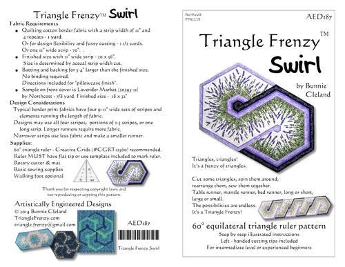 Triangle Frenzy Swirl
