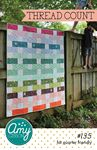 Amy Gibson- Thread Count Quilt Pattern