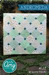 Andromeda Quilt Pattern  by Amy Gibson