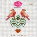Bashful Birds Cross Stitch