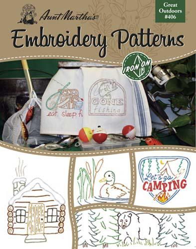 Embroidery Patterns Great Outdoors^