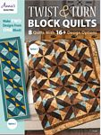 Twist and Turn Block Quilts