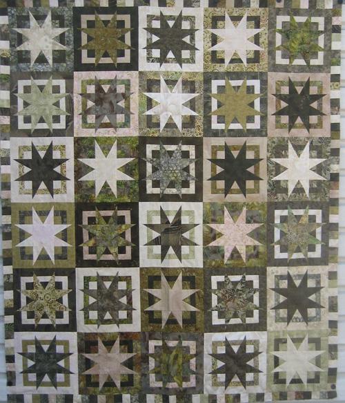 Box of Stars Pattern
