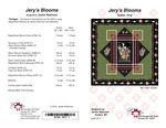 Jery's Blooms Pattern