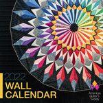 2022 AQS Wall Calendar-Pre Order