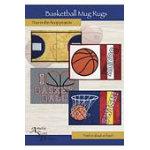 Basketball Mug Rugs