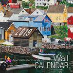 2019 AQS Wall Calendar