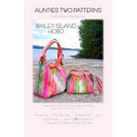 Aunties Two Patterns: Bailey Island Hobo Bag Pattern