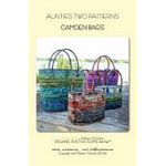 Aunties Two Pattern Camden Bags