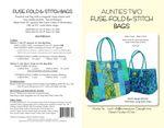 Pattern - Fuse Fold & Stitch Bags