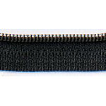 Atkinson Black Zippers