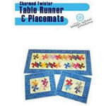 Charmed Twister Table Runner and Placemats