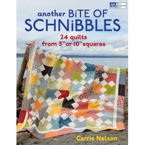 Another Bite of Schnibbles Book By Carrie Nelson for That Patchwork Place^