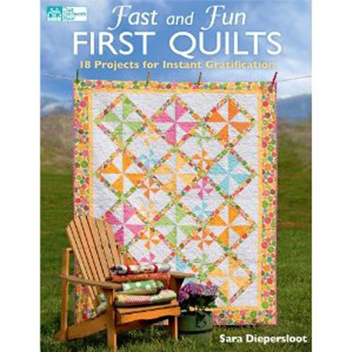 Fast & Fun First Quilts - B1105