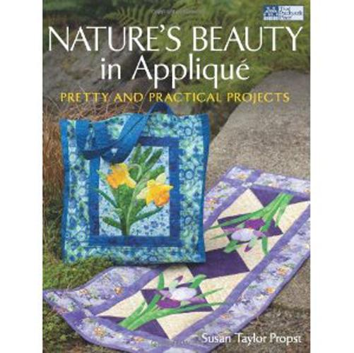 Nature's Beauty in Applique