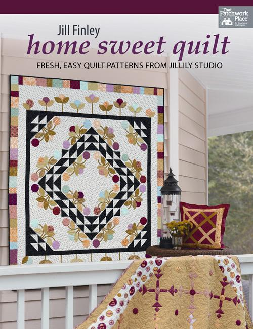 Home Sweet Quilt Book
