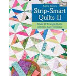 Strip Smart Quilts II Make 16 Triangle quilts