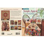 The Patchwork Place Simple Appeal 14 Patchwork & Applique Projects Book