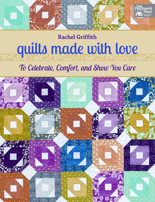 Quilts Made with Love-Book