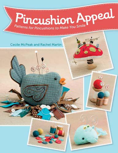 Pincushion Appeal Pincushion Appeal: Patterns for pincusions to