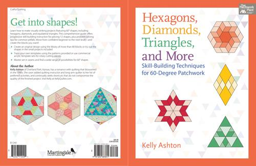 Hexagons Diamonds Triangles and More
