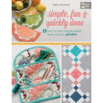 B1398 Simple, Fun & Quickly Done That Patchwork Place