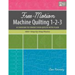 Free Motion Quilting 1 2 3