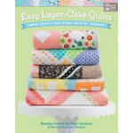 Easy Layer Cake Quilts Pattern Book