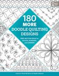 180 More Doodle Quilting Design