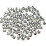 Hot Fix Crystals - Crystal 3mm Hot Fix Crystals 10SS (3mm) - Crystal