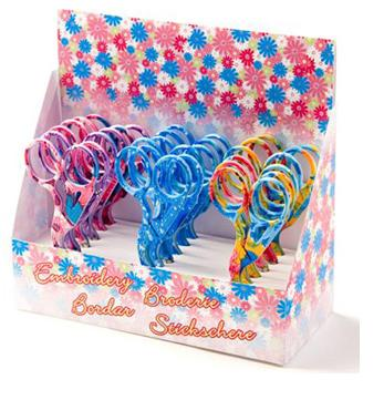 Bluebonnet Embroidery Scissors