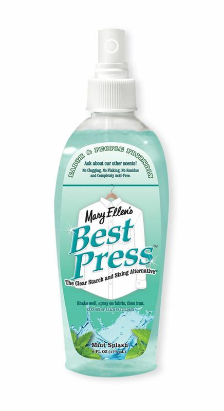 6oz Best Press Mint Splash