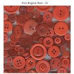 Button Bonanza Fire Engine Red