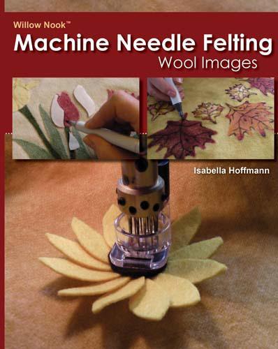 Machine Needle Felting Wool Images