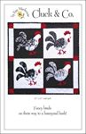Cluck & Co Wall Quilt Pattern