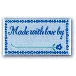 Love Labels Made with Love By