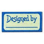 Lovelabels:Designed By Blue #2573