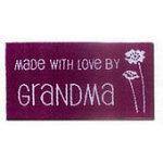 Lovelabels:Made with Love Grandma