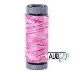 4660 - 28 wt. Pink Taffy - Variegated 100 m.
