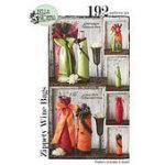Bella Nonna - Zippety Wine Bags - Sewing Patterns