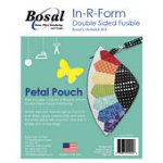 Bosal In-R-Form Dbl-Sided Petal Pouch