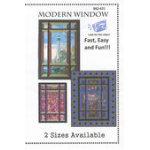 Modern Window Quilt