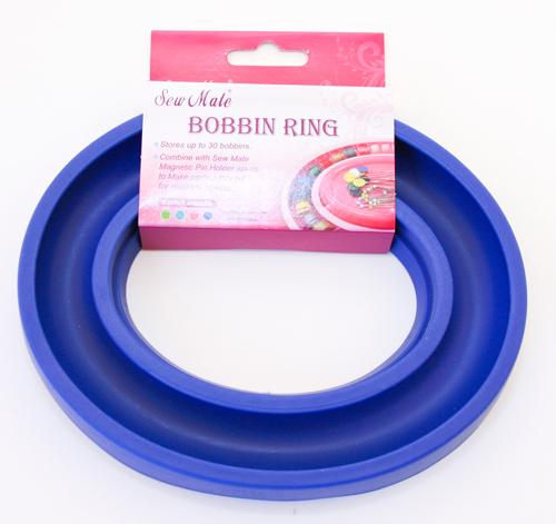 Blue Bobbinholder Sew Mate
