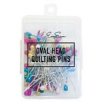 Quilting Pins Oval Head 5.5cm 100 ct Box