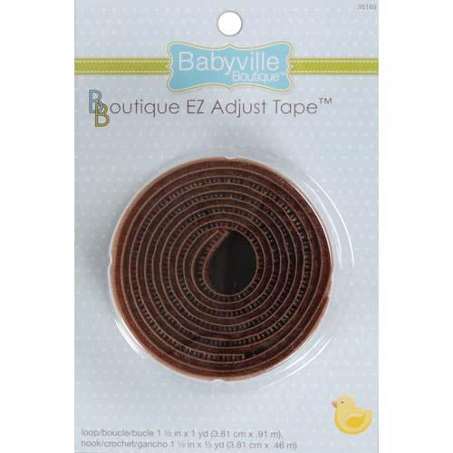 EZ Adjust Tape Brown