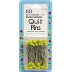 Quilting Pins 134 80ct 6bx