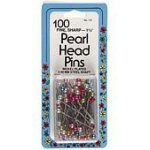 Pearl Head Pins 112 6bx