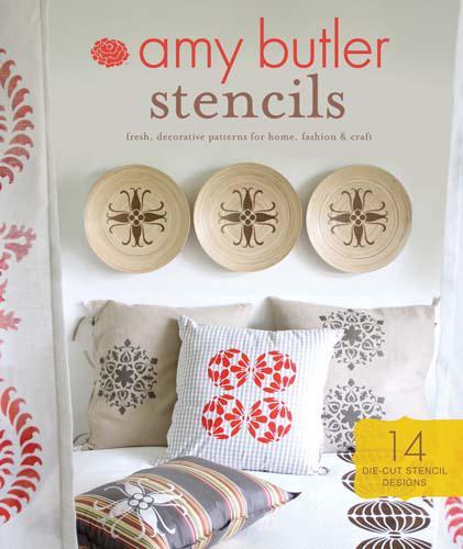 Amy Butler Stencils Book