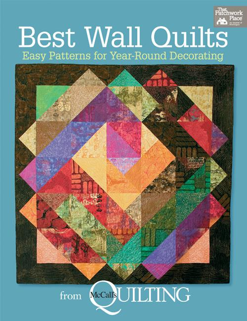 Best Wall Quilts from McCall's